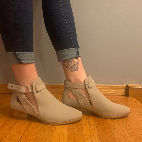 Call it Spring Beige Shoes 8.5